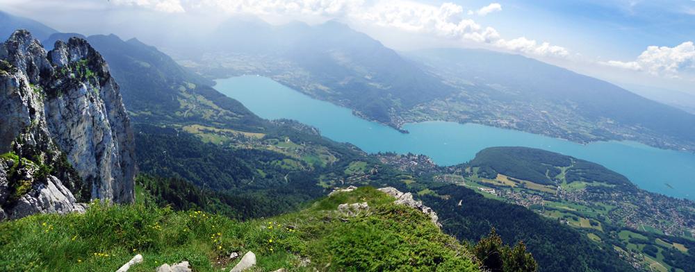 Dents de Lanfon, Haute-Savoie