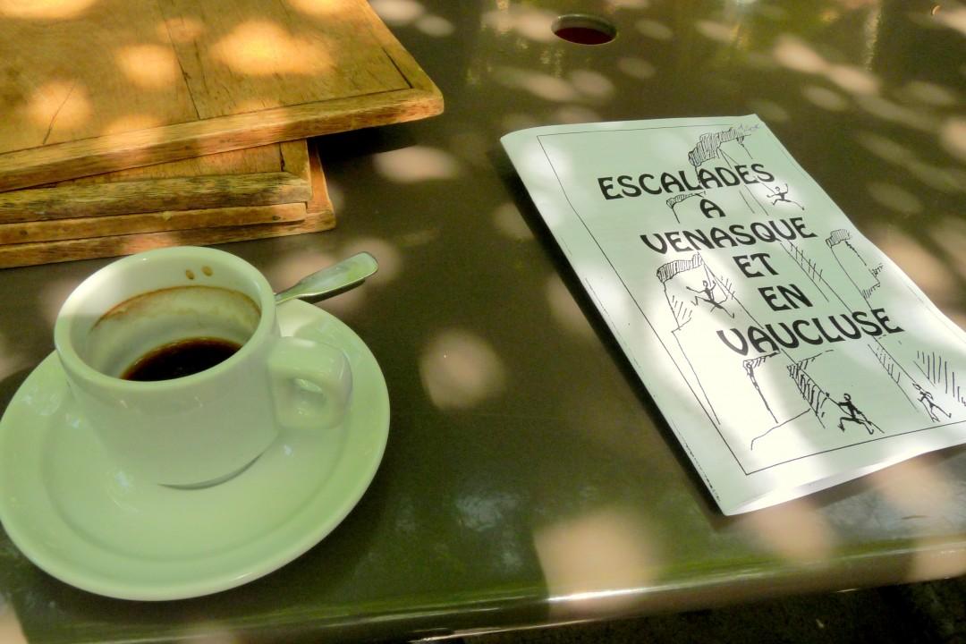 Petit café au vilage